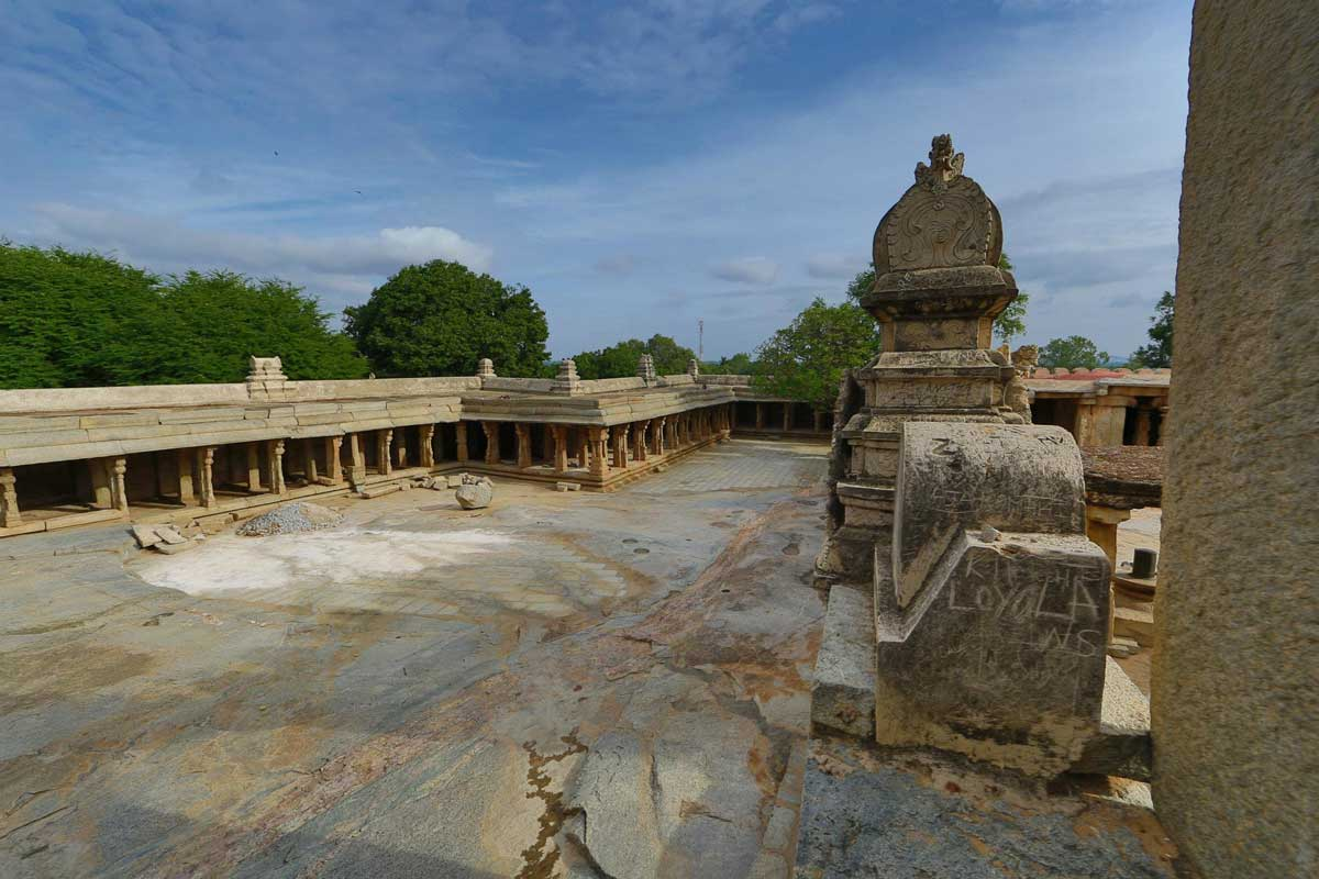 hampi visiting places