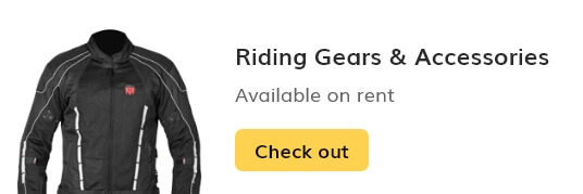 Riding Gears Banner