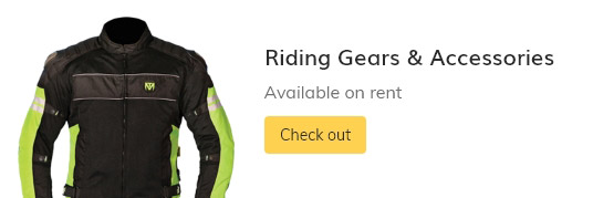 Riding Gears Banner Small