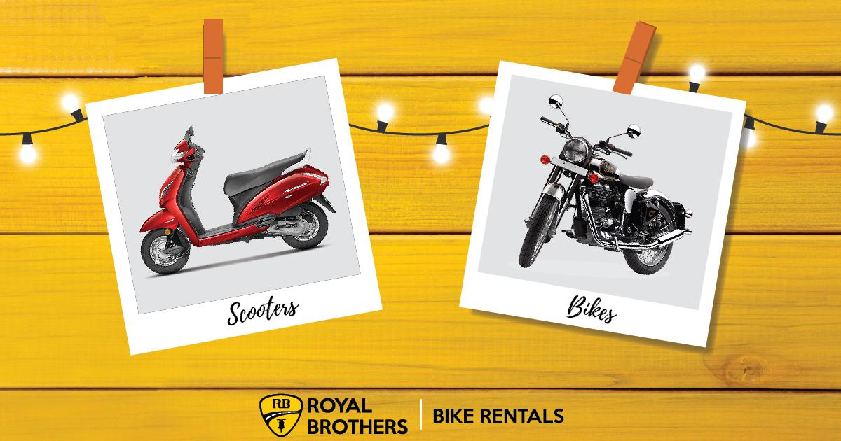 Bike rentals in Wayanad | Bikes for rent in Wayanad | Royal